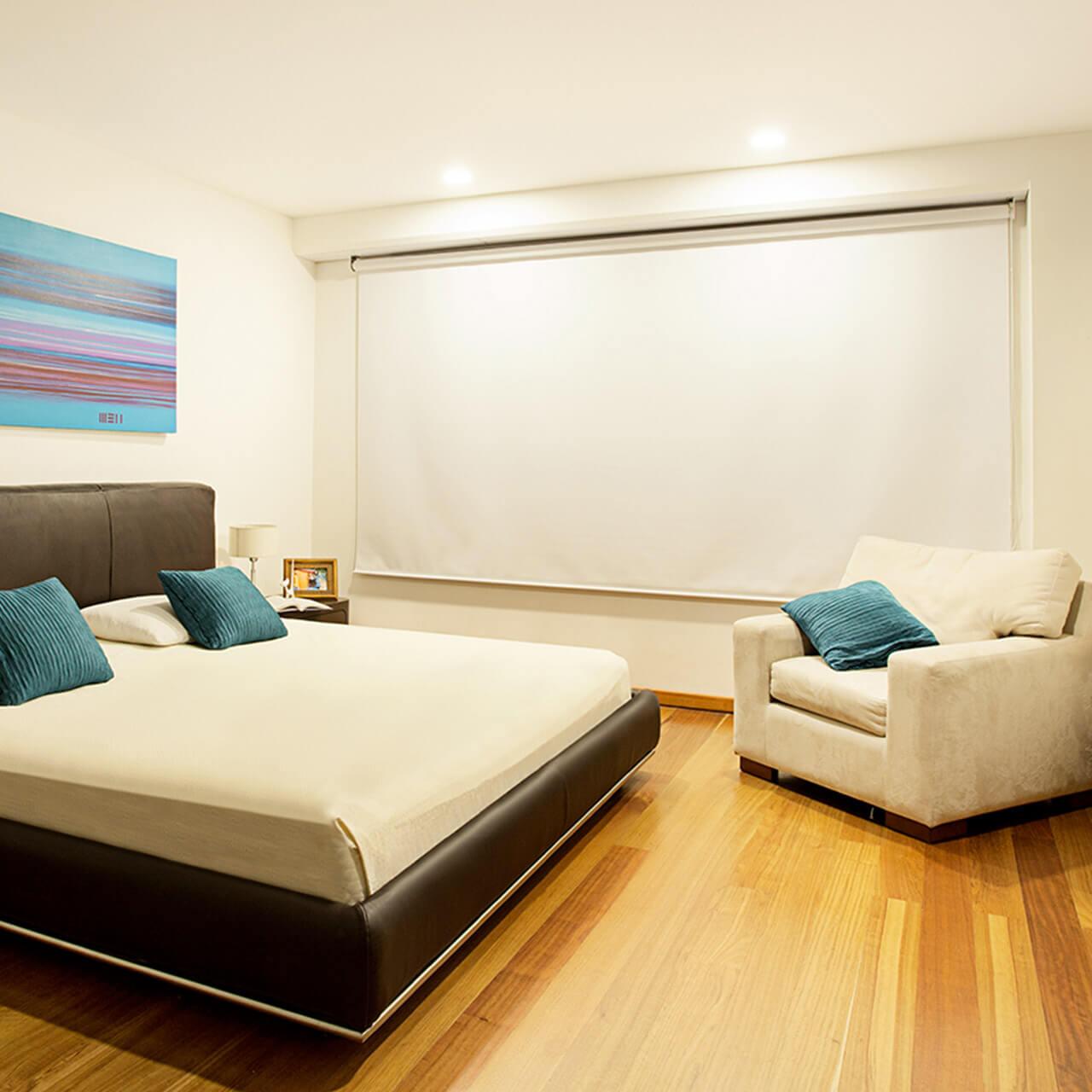 Ambientes habitación Matrimonial