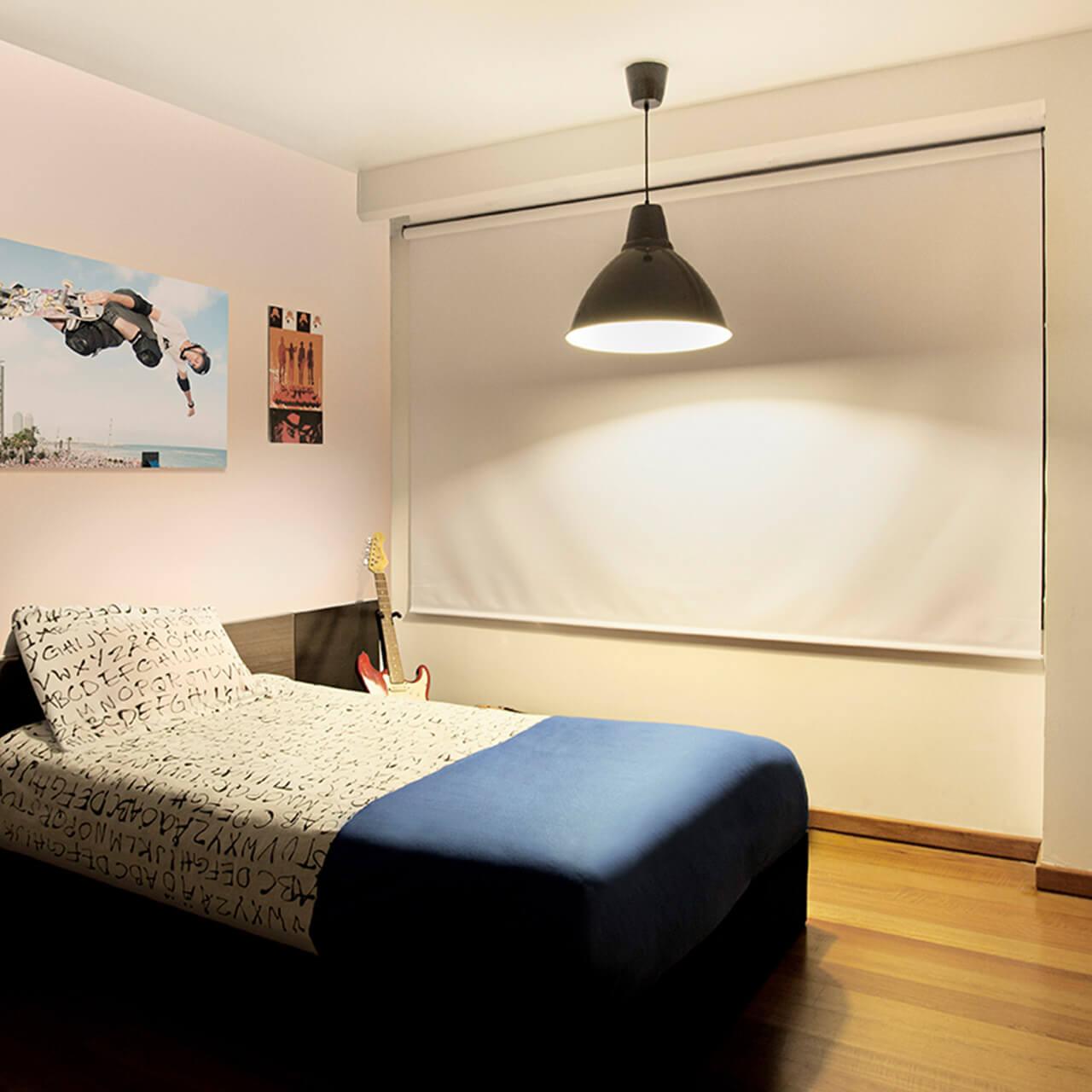 Ambiente Habitación Adolescente