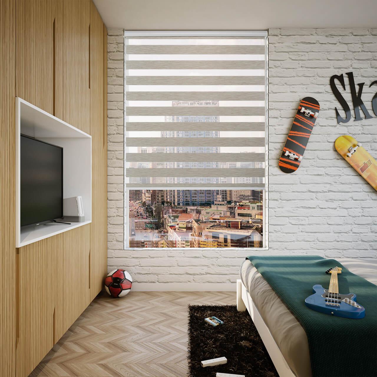 Ambiente Habitación Adolescente 2