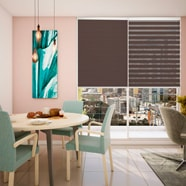 Cortinas Enrollables Roller Duo / Sheer Elegance